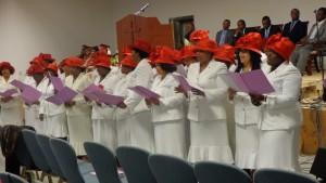 La chorale des femmes