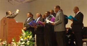 La chorale des hommes